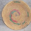 vintage woven baskets