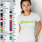 American Apparel 2102 (Quantity of 3 Shirts!!!)