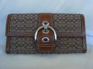Coach Mini Signature Slim Envelope Wallet F41516