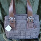 COACH Soho Mini Signature Tote F12310