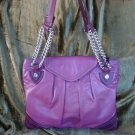 Marc Jacobs Rosen Lavender Leather $1,000++