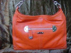 Rafe Blake Orange Leather $700++