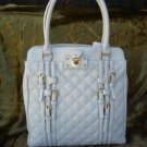 Marc Jacobs Maiden White Quilted Leather $1300++