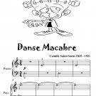 Spooky Halloween for Easiest Piano Booklet B PDF