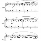 Harmonious Blacksmith Easy Piano Sheet Music PDF