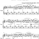Why Do the Nations So Furiously Rage the Messiah Easy Piano Sheet Music PDF
