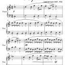 Pie Jesu Requiem Easy Piano Sheet Music PDF