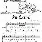 Do Lord Easy Piano Sheet Music Tadpole Edition Pdf