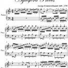 Allegro Aylesford Pieces Easy Piano Sheet Music PDF