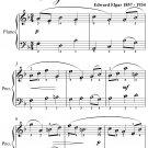 Nimrod Enigma Variations Easy Piano Sheet Music PDF