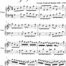 Concerto Aylesford Pieces Easy Piano Sheet Music PDF