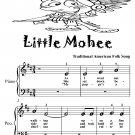 Little Mohee Beginner Piano Sheet Music Tadpole Edition PDF