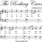 Rocking Carol Easy Piano Sheet Music PDF