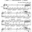 Chinese Dance Nutcracker Suite Elementary Piano Sheet Music PDF