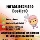Petite Christmas for Easiest Piano Booklet C PDF