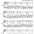Toyland Easy Piano Sheet Music PDF