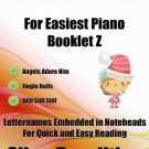Petite Christmas for Easiest Piano Booklet Z PDF