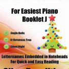 Petite Christmas for Easiest Piano Booklet J PDF