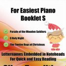 Petite Christmas for Easiest Piano Booklet S PDF