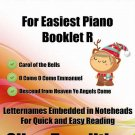 Petite Christmas for Easiest Piano Booklet R PDF