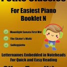 Petite Classics for Easiest Piano Booklet N PDF