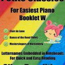 Petite Classics for Easiest Piano Booklet W PDF