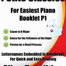 Petite Classics for Easiest Piano Booklet P1 PDF