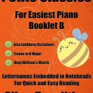 Petite Classics for Easiest Piano Booklet B PDF