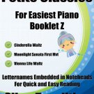 Petite Classics for Easiest Piano Booklet Z PDF