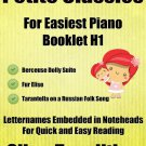 Petite Classics for Easiest Piano Booklet H1 PDF