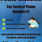 Petite Classics for Easiest Piano Booklet F1 PDF