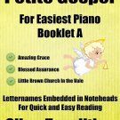 Petite Gospel for Easiest Piano Booklet A PDF