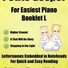 Petite Gospel for Easiest Piano Booklet L PDF