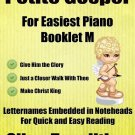 Petite Gospel for Easiest Piano Booklet M PDF