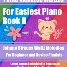 Petite Viennese Waltzes for Easiest Piano Booklet H PDF