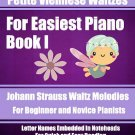 Petite Viennese Waltzes for Easiest Piano Booklet I PDF