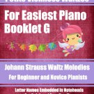 Petite Viennese Waltzes for Easiest Piano Booklet G PDF