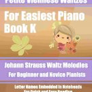 Petite Viennese Waltzes for Easiest Piano Booklet K PDF