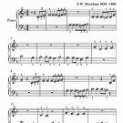 American Patrol Beginner Piano Sheet Music PDF
