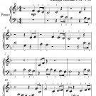 Caro Mio Ben Beginner Piano Sheet Music PDF