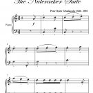 Grandfather's Waltz Nutcracker Suite Easy Piano Sheet Music PDF