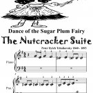 Dance of the Sugar Plum Fairy the Nutcracker Suite Beginner Piano Sheet Music Tadpole Edition PDF