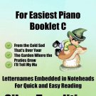 Enchanted Ivories For Easiest Piano Booklet C PDF