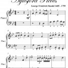 Impertinence Aylesford Pieces Easy Piano Sheet Music PDF
