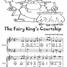 The Fairy King's Courtship Easy Piano Sheet Music PDF