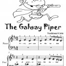 Galway Piper Beginner Piano Sheet Music Tadpole Edition PDF