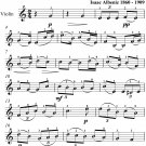 Tango Opus 165 Number 2 Easy Violin Sheet Music PDF
