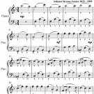 Wedding Dance Waltz Opus 453 Easiest Piano Sheet Music PDF