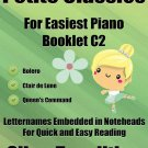 Petite Classics for Easiest Piano Booklet C2 PDF
