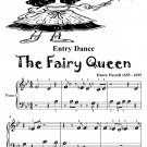 Entry Dance the Fairy Queen Beginner Piano Sheet Music Tadpole Edition PDF